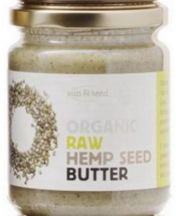 Pasta z konopných semien ORGANIC RAW 250 g